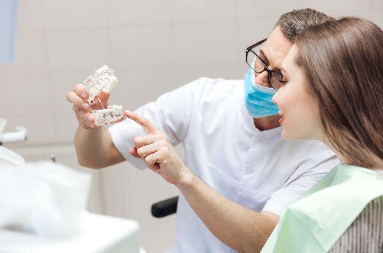 Виды материалов для имплантации зубов