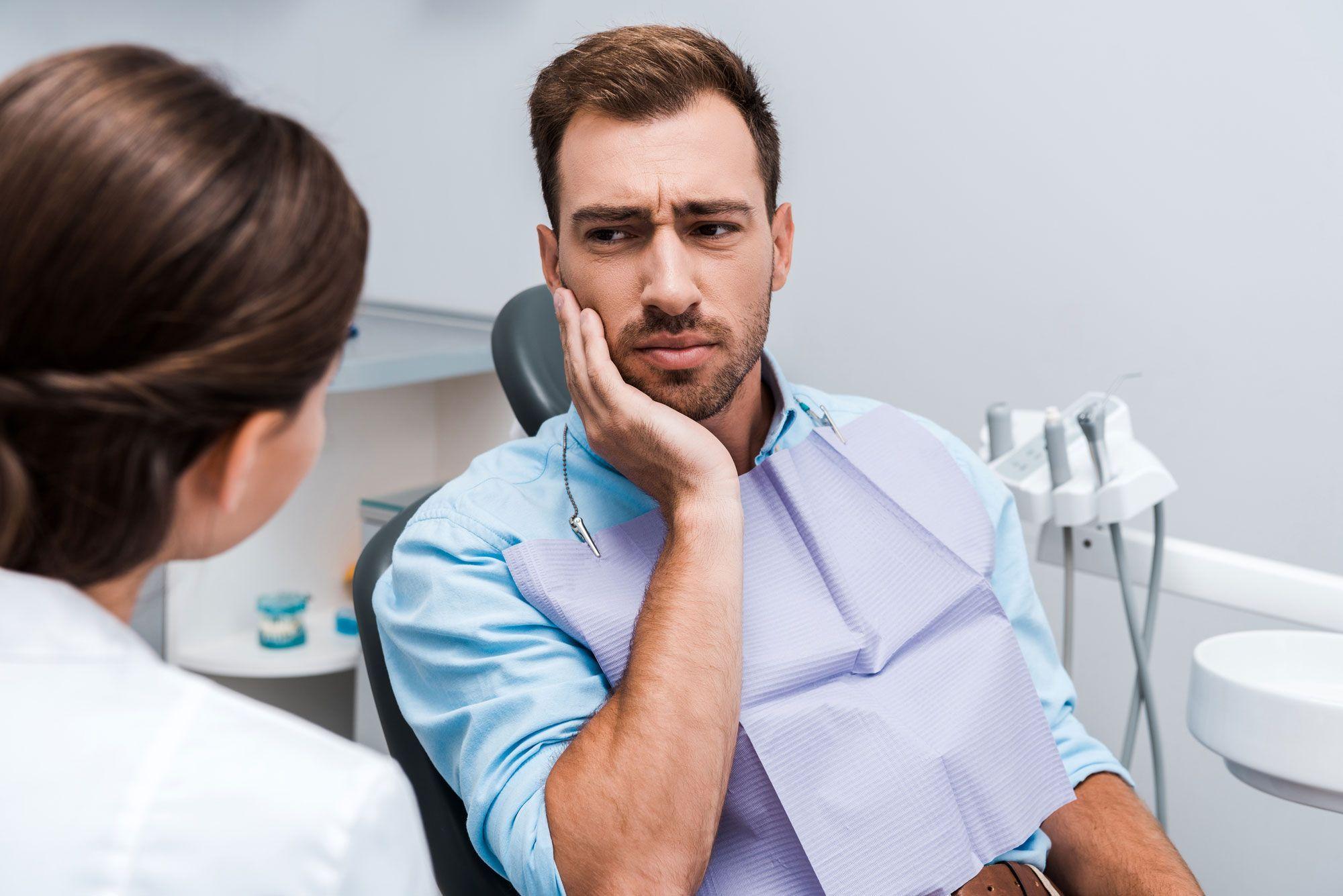 Острая зубная боль, что делать? 0