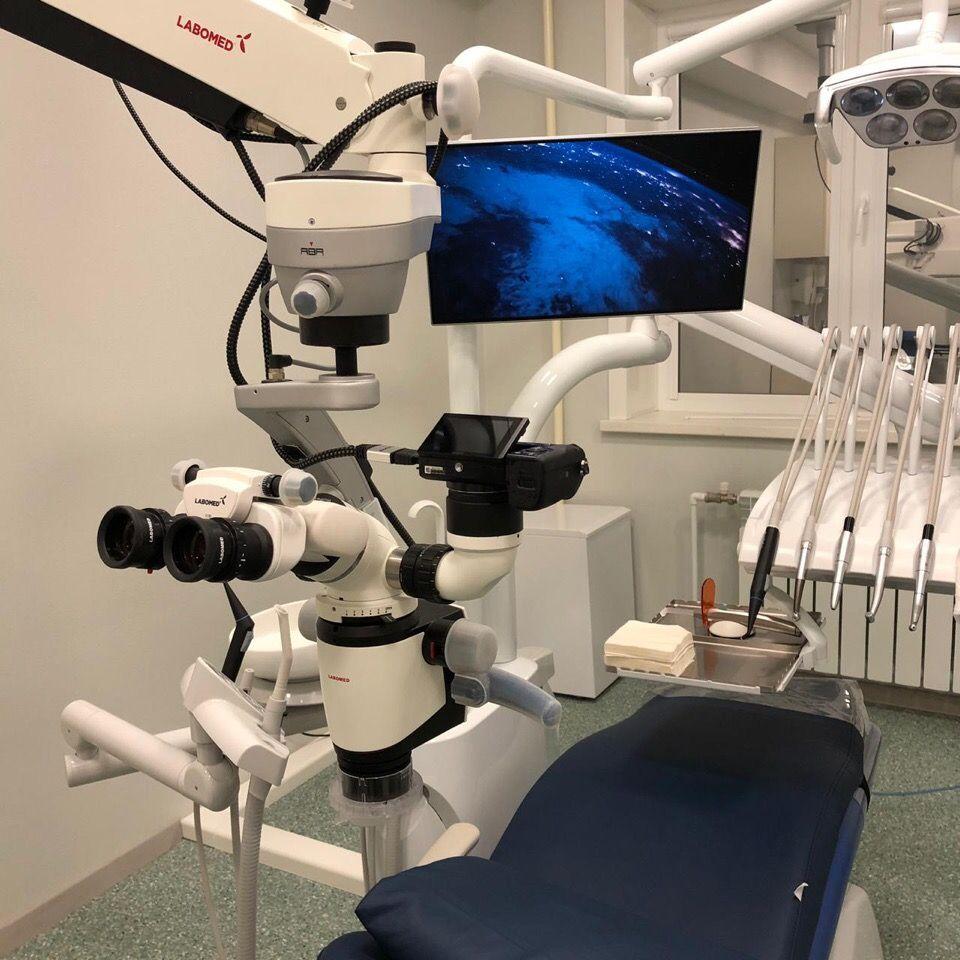 Галерея для Лечение зубов
